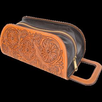Martin Saddlery Shaving kit bag Mountain Daisy