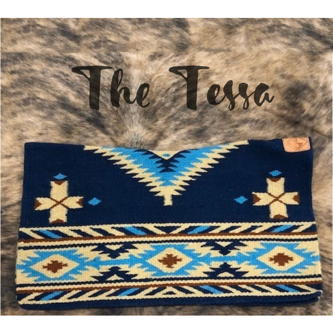 Cuttinup Show Blankets THE TWIGGY Contoured Show Blanket Tessa