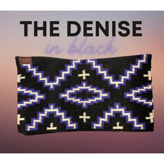 Cuttinup Show Blankets THE TWIGGY Contoured Show Blanket The Denise In Black