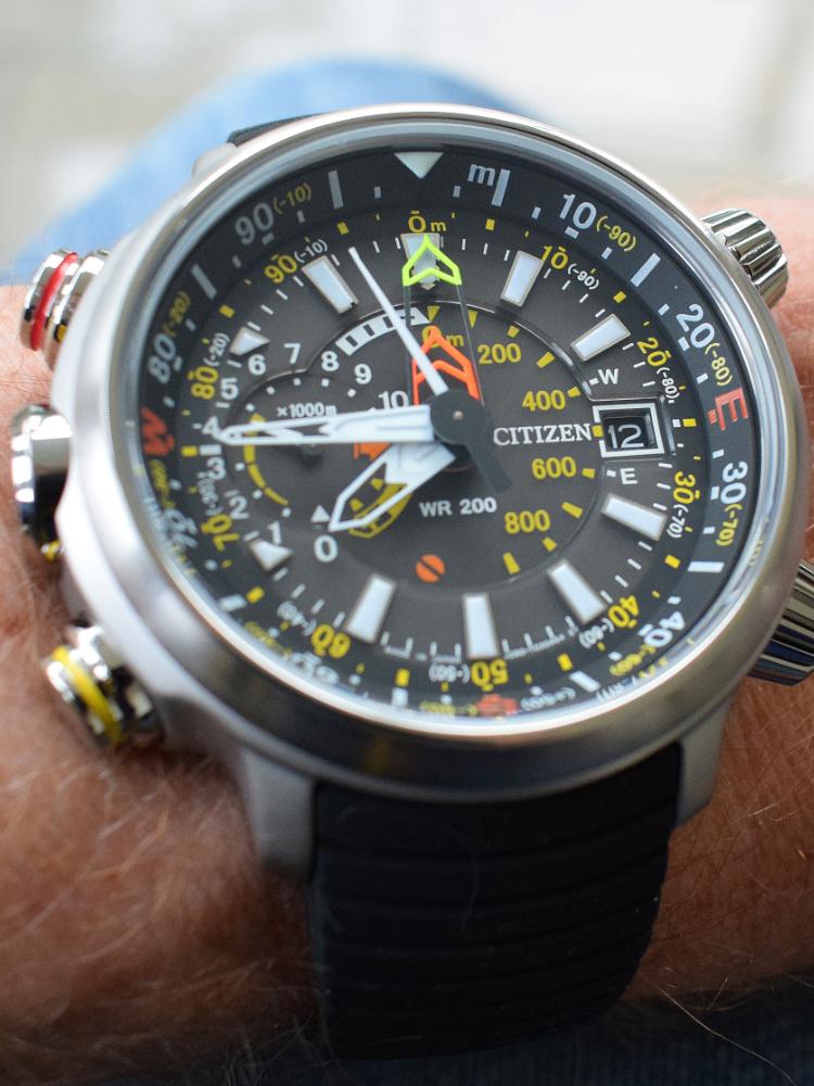 Hoe werkt Citizen Eco-Drive horloge