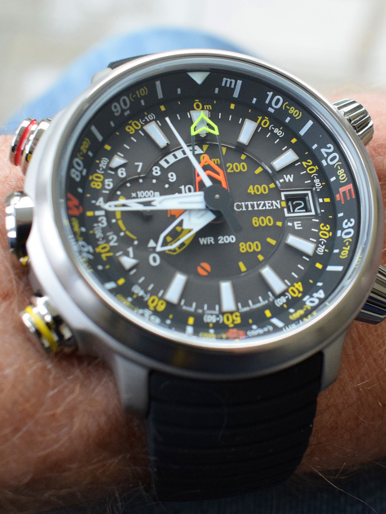 Citizen Eco-Drive horloge