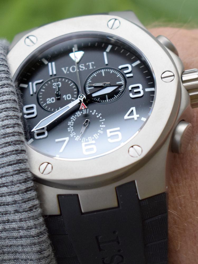 V.O.S.T. Germany V100.024 horloges opvallend van kwaliteit