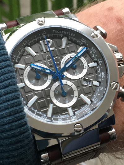 5 Gc horloges die je moet zien Gc Guess Collection horloge Y53004G1MF high res