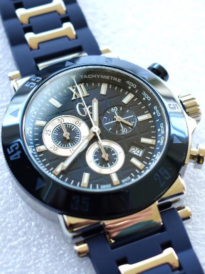 5 Gc horloges die je moet zien Gc Horloge Guess Collection X90025G7S high