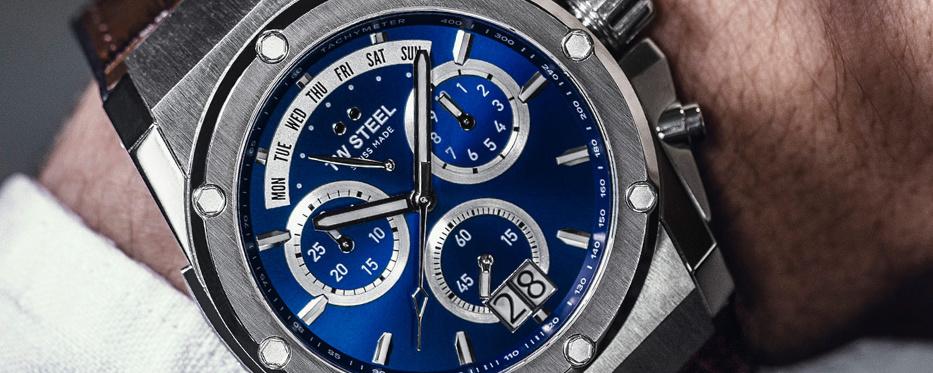 Horloge voor heren - TW Steel ACE Genesis banner2