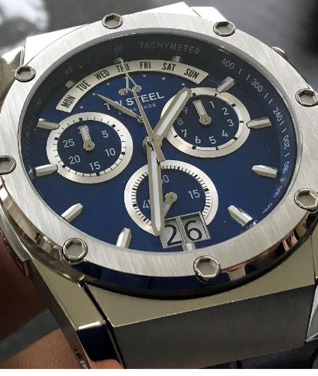 Horloge voor heren - TW Steel ACE111