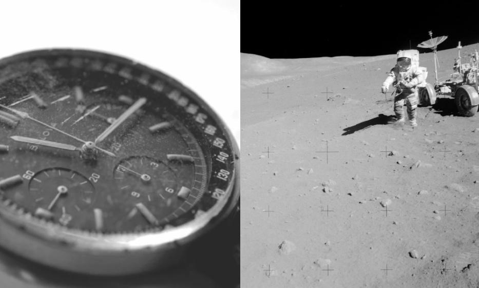 Bulova Lunar Pilot Moon Watch origineel