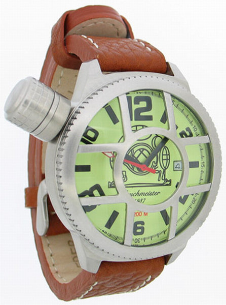 Tauchmeister Tauchmeister XL duikhorloge T0140