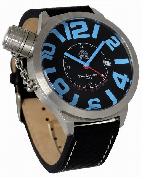 Tauchmeister Tauchmeister XXL. WO II Duits 52mm T0154