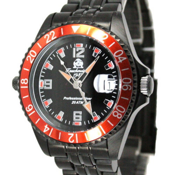Tauchmeister Tauchmeister Professional Diver GMT 20ATM T0194