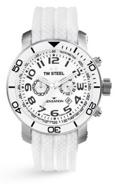 TW Steel TW Steel Sensation Limited horloge 48mm TW835
