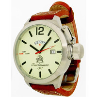 Tauchmeister Tauchmeister Militair GMT duikhorloge T0014