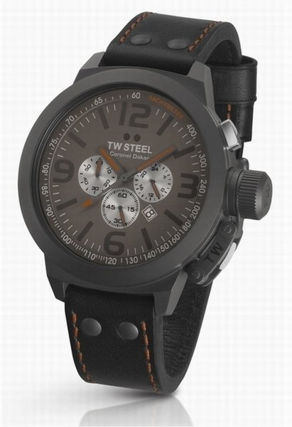 TW Steel DEMO TW Steel TW878 Tim Coronel Dakar Limited Edition Horloge 50mm