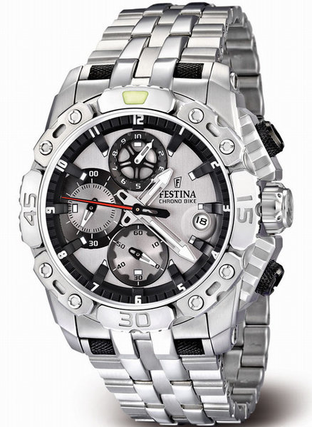 Festina Festina Tour de France Chrono Bike 2011 Horloge F16542/1