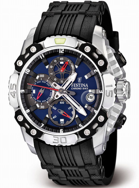 Festina Festina Tour de France Chrono Bike 2011 Horloge F16543/2