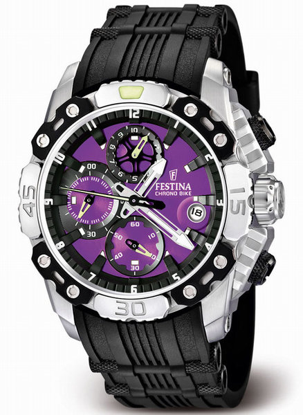 Festina Festina Tour de France Chrono Bike 2011 Horloge F16543/A