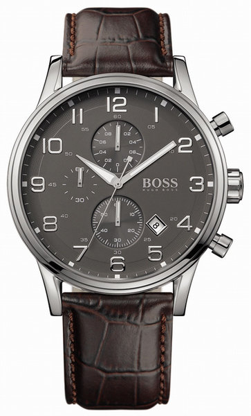 Hugo Boss HB1512570 Aeroliner Chronograaf  heren horloge 44mm