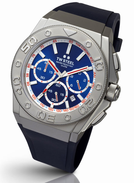 TW Steel TW Steel CE5006 Tom Coronel CEO Tech Diver Limited Edition horloge 44mm