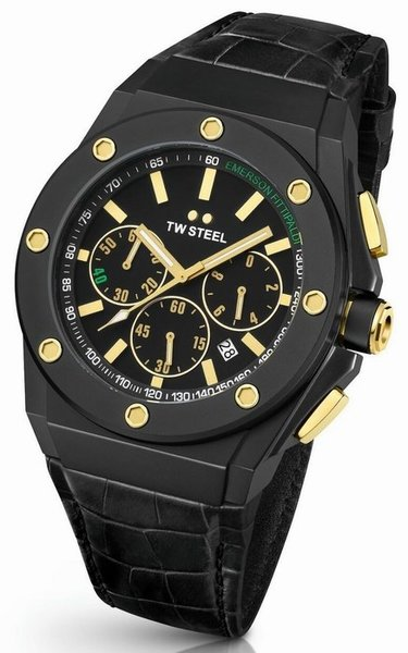 TW Steel TW Steel CE4017 CEO Tech Emerson Fittipaldi horloge limited edition