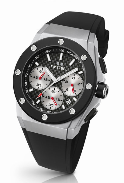 TW Steel TW Steel CE4019 David Coulthard special edition horloge 44mm