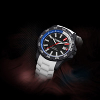 Yamaha Factory Racing horloge wit 40mm Y5