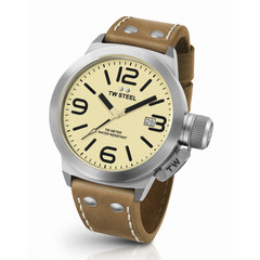 TW Steel CS11 Canteen heren horloge 45mm