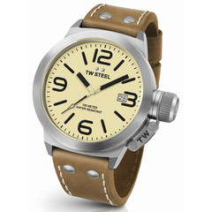 TW Steel CS12 Canteen XXL heren horloge 50mm