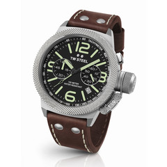 TW Steel CS23 Canteen chronograaf heren horloge 45mm