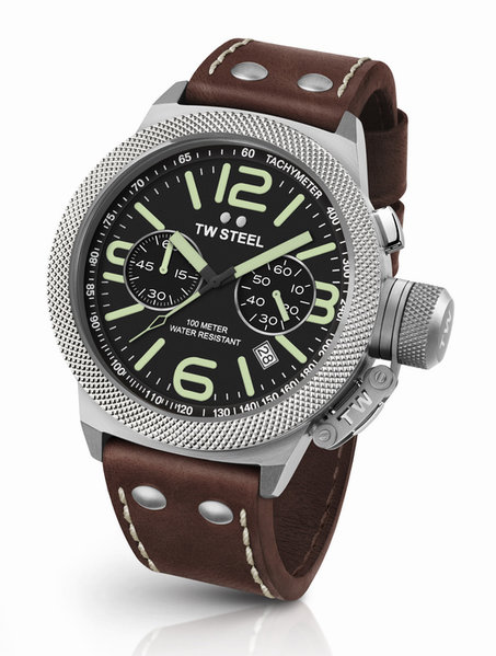 TW Steel TW Steel CS23 Canteen chronograaf heren horloge 45mm