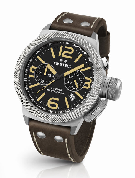 TW Steel TW Steel CS33 Canteen chronograaf heren horloge 45mm