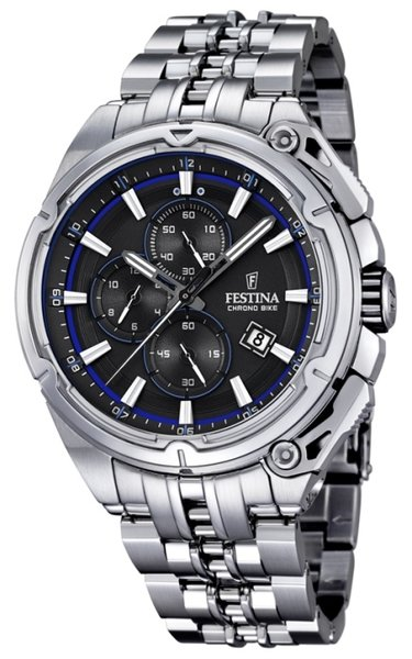 Festina Festina F16881/5 Tour de France 2015 chronograaf horloge 44mm