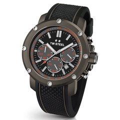 TW Steel TS4 Grandeur Tech chronograaf herenhorloge 48mm