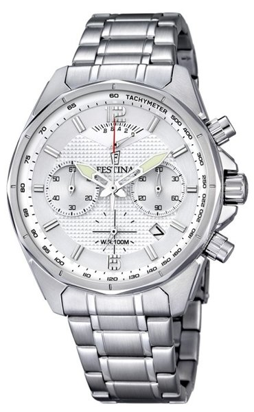 Festina Festina F6835/1 chronograaf horloge LIMITED EDITION 45mm