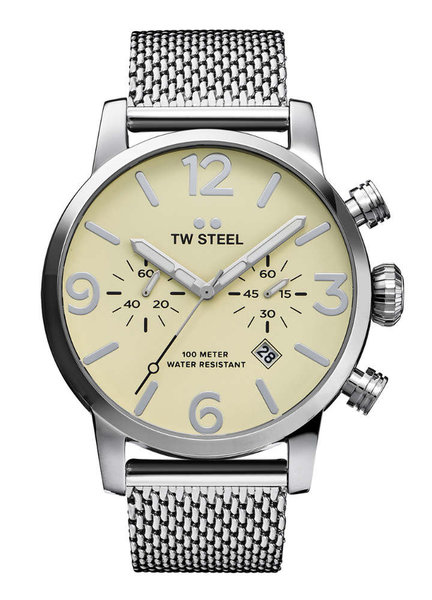 TW Steel TW Steel MB4 Maverick chronograaf horloge 48 mm