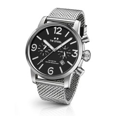 TW Steel MB13 Maverick chronograaf horloge 45 mm