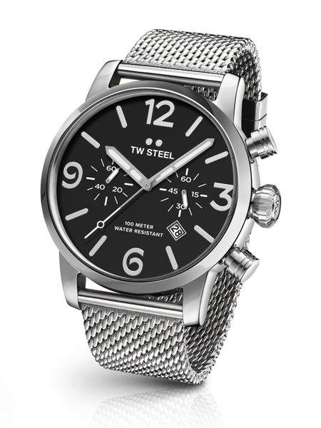 TW Steel TW Steel MB13 Maverick chronograaf horloge 45 mm