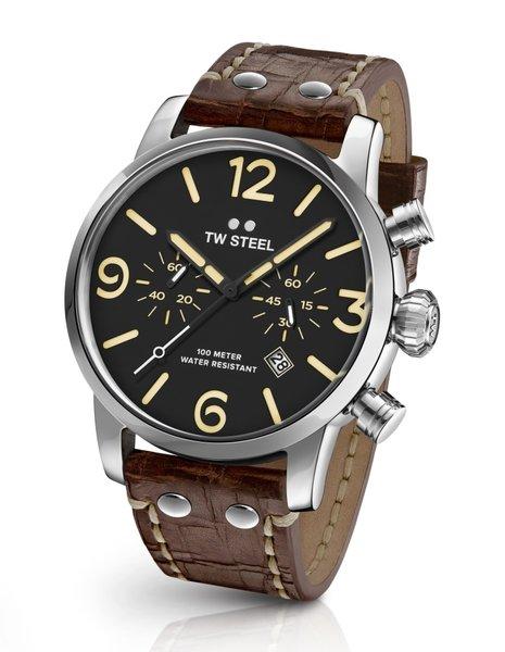 TW Steel TW Steel MS3 Maverick chronograaf horloge 45 mm