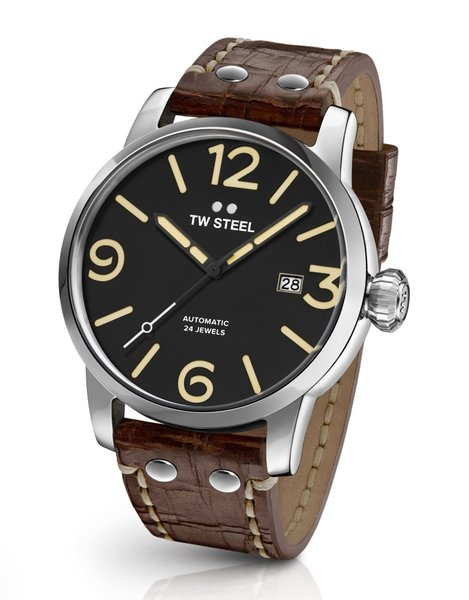 TW Steel TW Steel MS5 Maverick automatisch horloge 45 mm