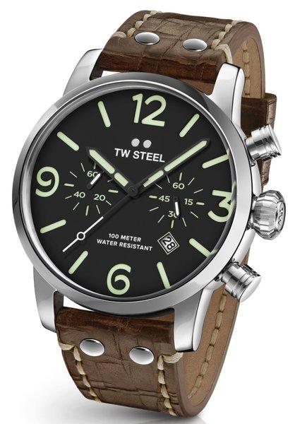 TW Steel TW Steel MS14 Maverick chronograaf horloge 48 mm