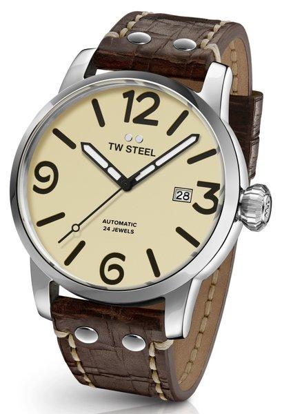 TW Steel TW Steel MS26 Maverick automatisch horloge 48 mm
