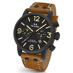 TW Steel MS34 Maverick chronograaf horloge 48 mm