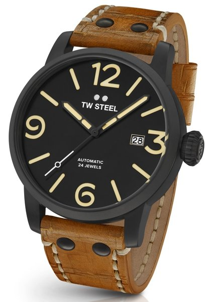 TW Steel TW Steel MS36 Maverick automatisch horloge 48 mm