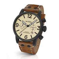 TW Steel MS43 Maverick chronograaf horloge 45 mm