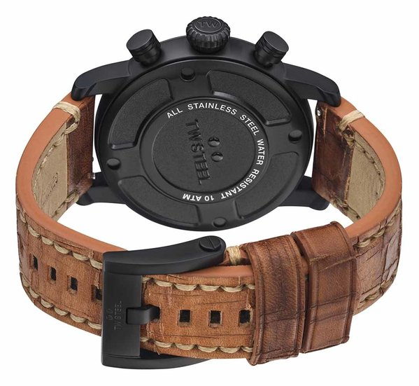TW Steel TW Steel MS43 Maverick chronograaf horloge 45 mm OP=OP