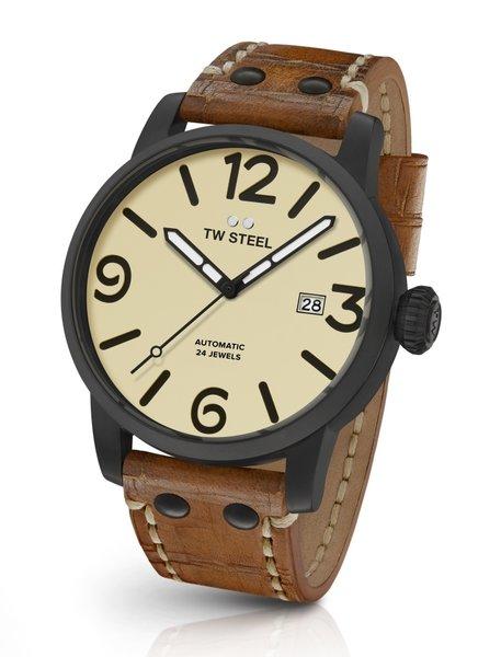 TW Steel TW Steel MS45 Maverick automatisch horloge 45 mm