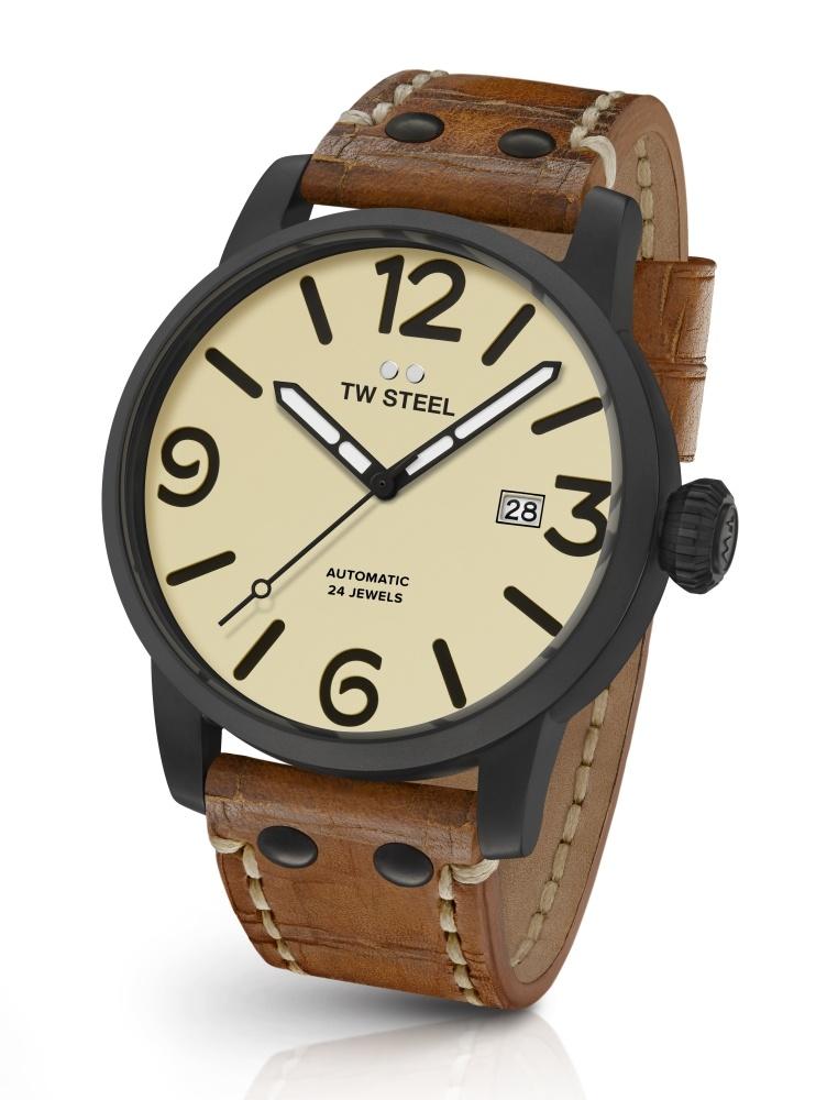 TW Steel MS45 Maverick automatisch horloge 45 mm