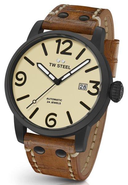TW Steel TW Steel MS46 Maverick automatisch horloge 48 mm