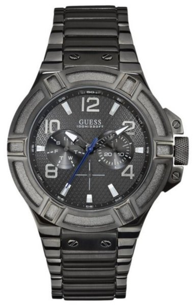 Guess W0218G1 heren horloge 45mm