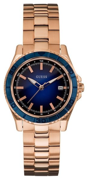 Guess W0469L2 dames horloge 36mm