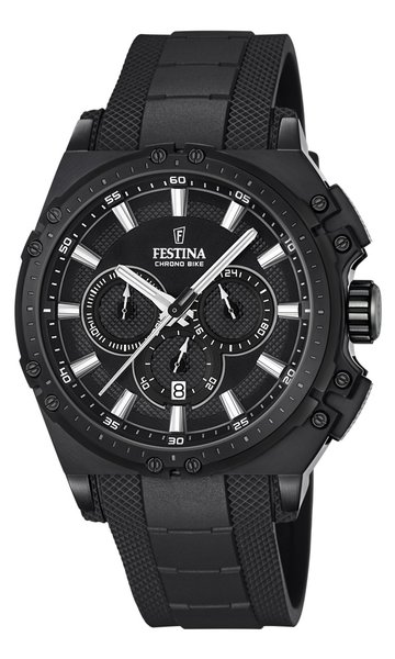 Festina Festina F16971/1 Chrono Bike 2016 horloge 44mm